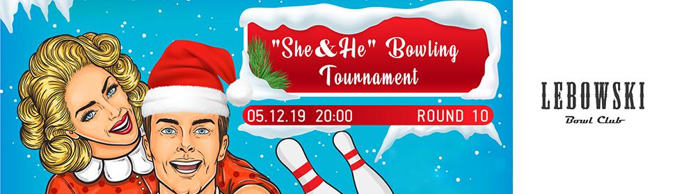 Couples Bowling Tournament, Round #10 photo
